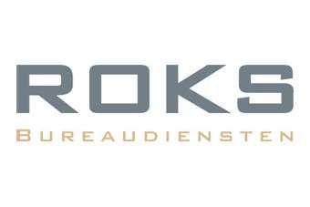 Logo ROKS Bureaudiensten – receptiediensten