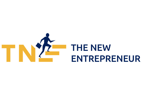 Logo Stichting The New Entrepreneur